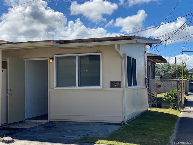 Photo of home for sale at 151 Kihapai Street, Kailua HI