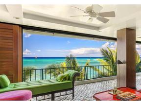 Property for sale at 2999 Kalakaua Avenue Unit: 402/403, Honolulu,  Hawaii 96815