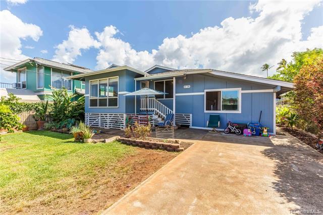Photo of home for sale at 67-190 Kuhi Street, Waialua HI
