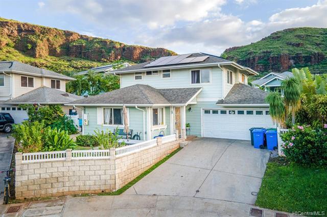 Photo of home for sale at 87-1033 Kaiamekala Street, Waianae HI