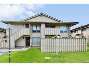 Property for sale at 94-1151 Mopua Loop Unit: L3, Waipahu,  Hawaii 96797