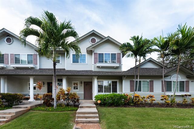 Photo of home for sale at 91-1011 Kaipalaoa Street, Ewa Beach HI