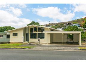 Property for sale at 1590 Mahiole Street, Honolulu,  Hawaii 96819