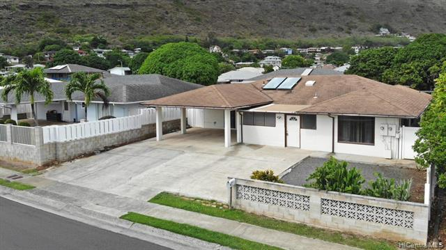 Photo of home for sale at 533 & 533-A Hind Drive W, Honolulu HI