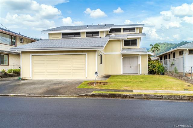 Photo of home for sale at 620 Ekekela Place, Honolulu HI