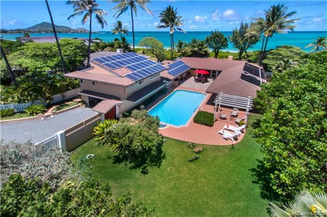 Photo of home for sale at 23 Kai Nani Place, Kailua HI