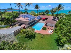 Property for sale at 23 Kai Nani Place, Kailua,  Hawaii 96734