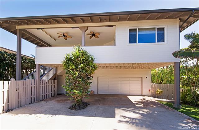 Photo of home for sale at 59-023 Holawa Street, Haleiwa HI