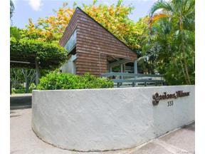Property for sale at 333 Aoloa Street Unit: 324, Kailua,  Hawaii 96734
