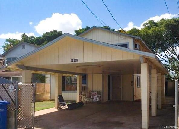 Photo of home for sale at 91-1382 Kamahoi Street, Ewa Beach HI