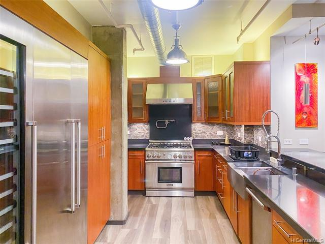 Photo of home for sale at 720 Kapiolani Boulevard, Honolulu HI
