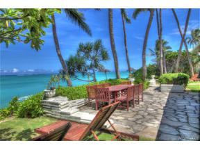Property for sale at 854 Mokulua Drive, kailua,  Hawaii 96734
