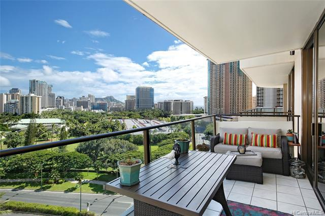 Photo of home for sale at 1860 Ala Moana Boulevard, Honolulu HI