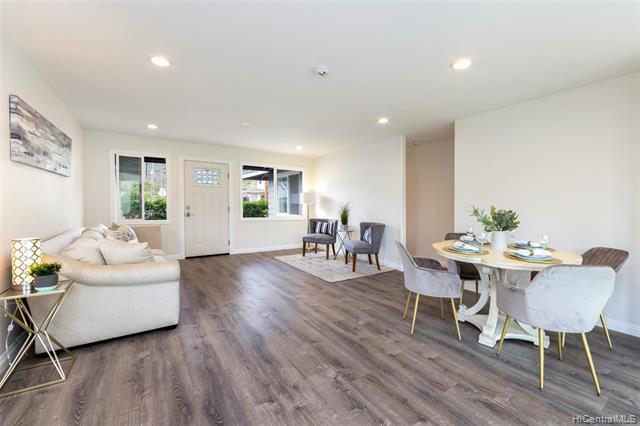 Photo of home for sale at 5755 Haleola Street, Honolulu HI