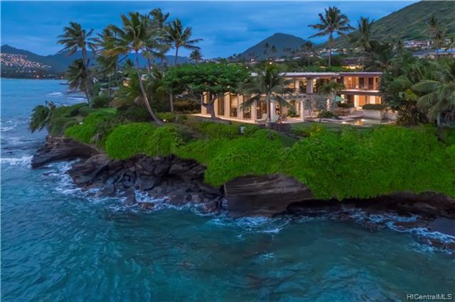 Photo of home for sale at 100 Hanapepe Loop, Honolulu HI