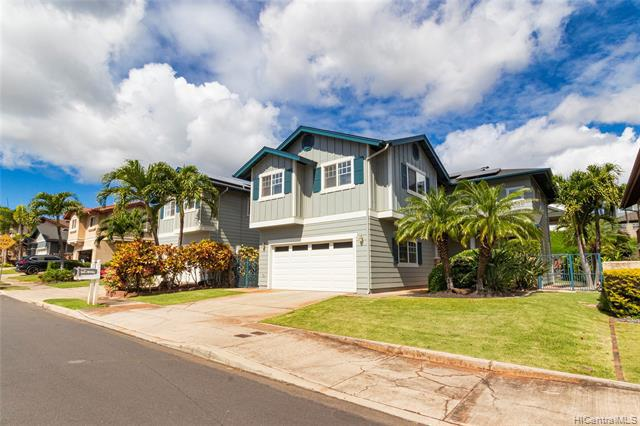 Photo of home for sale at 91-1478 Wahane Street, Kapolei HI