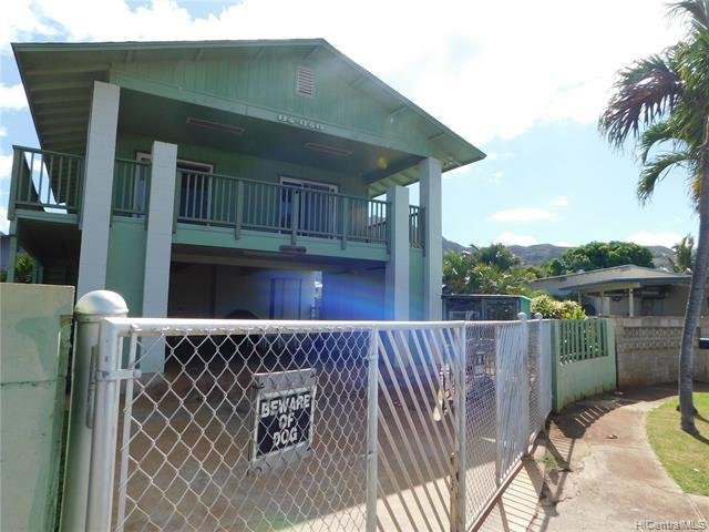 Photo of home for sale at 84-646 Kepue Street, Waianae HI