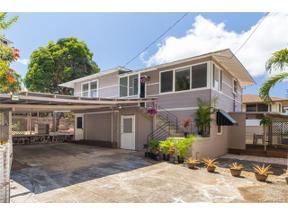 Property for sale at 3513A Keanu Street, Honolulu,  Hawaii 96816