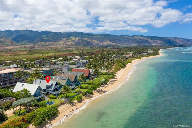 Photo of home for sale at 68-169 Au Street, Waialua HI