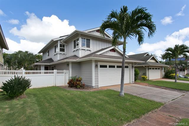 Photo of home for sale at 92-6042 Holomoku Street, Kapolei HI