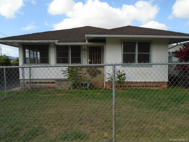 Photo of home for sale at 623 Analu Street, Honolulu HI