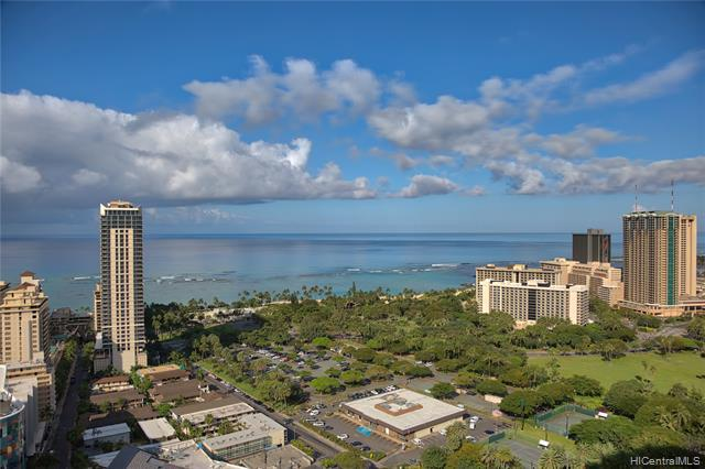 Photo of home for sale at 2139 Kuhio Street, Honolulu HI