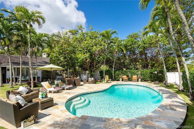 Photo of home for sale at 102 Kaiolino Way, Kailua HI