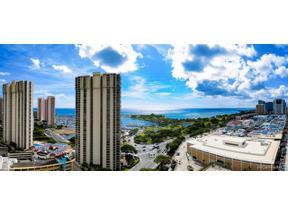 Property for sale at 410 Atkinson Drive Unit: 2408, Honolulu,  Hawaii 96814