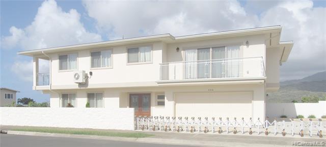 Photo of home for sale at 406 Kekupua Street, Honolulu HI