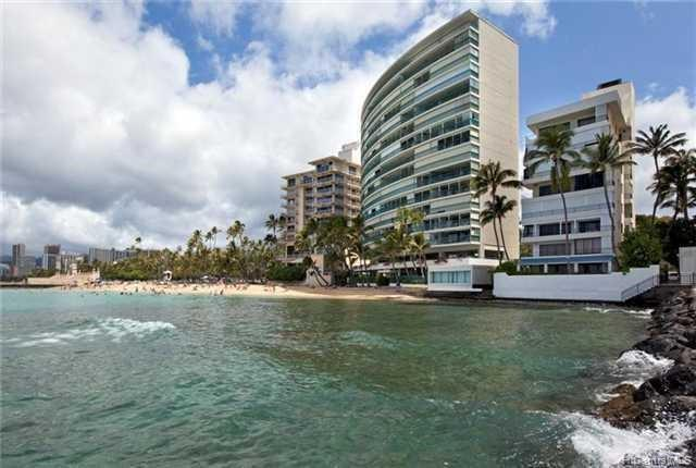 Photo of home for sale at 2877 Kalakaua Avenue, Honolulu HI