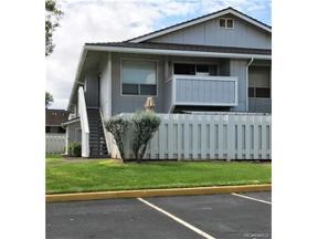 Property for sale at 94-705 Paaono Street Unit: L8, Waipahu,  Hawaii 96797