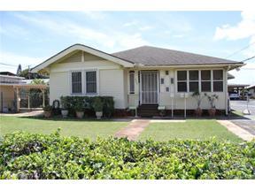 Property for sale at 3467 Maunaloa Avenue, Honolulu,  Hawaii 96816