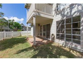 Property for sale at 94-686 Lumiauau Street Unit: UU104, Waipahu,  Hawaii 96797