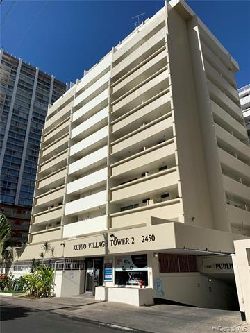 Photo of home for sale at 2450 Prince Edward Street, Honolulu HI