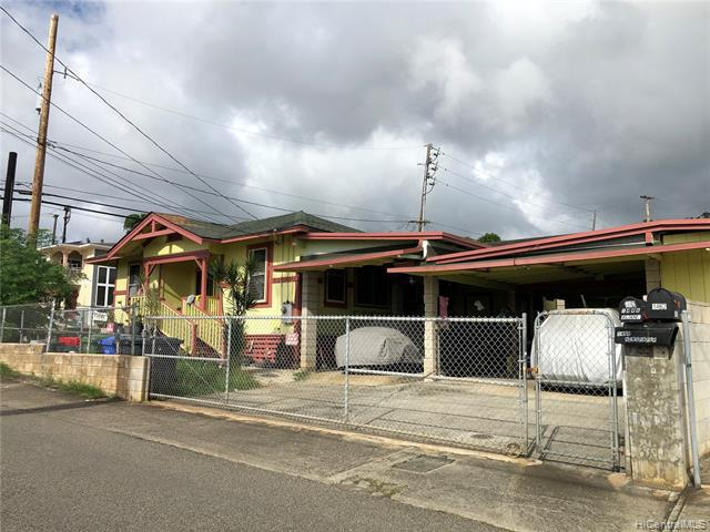 Photo of home for sale at 1468 Alani Street, Honolulu HI