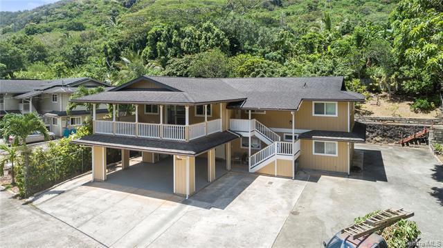 Photo of home for sale at 2866 Numana Road, Honolulu HI