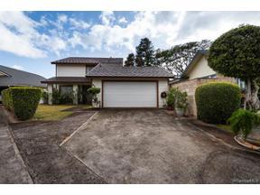 Property for sale at 94-831 Penakii Way, Waipahu,  Hawaii 96797