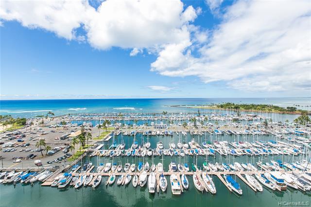 Photo of home for sale at 1765 Ala Moana Boulevard, Honolulu HI