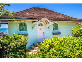 Property for sale at 734 Mokulua Drive, Kailua,  Hawaii 96734