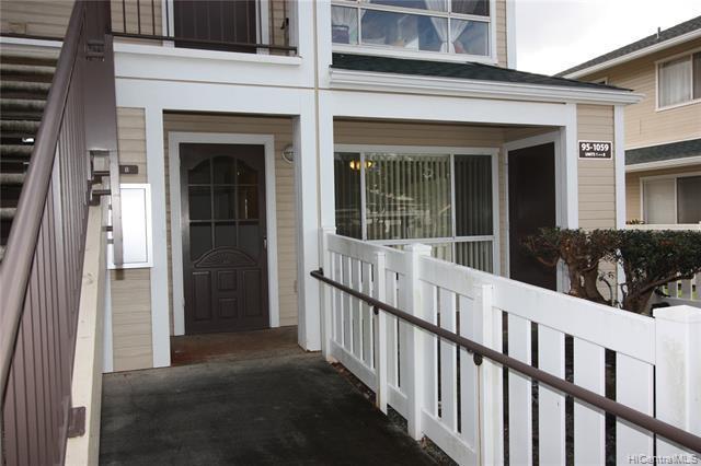 Photo of home for sale at 95-1059 Koolani Drive, Mililani HI