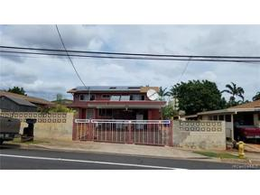 Property for sale at 94-485 Honowai Street, Waipahu,  Hawaii 96797