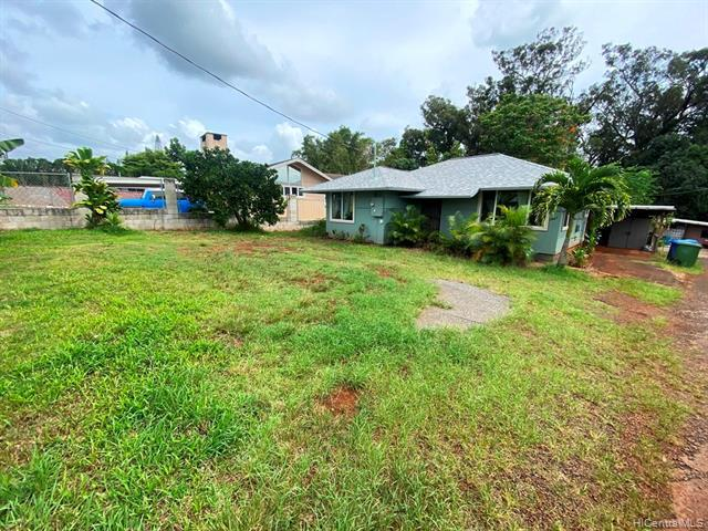 Photo of home for sale in Wahiawa HI