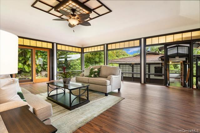 Photo of home for sale at 46-453 Hololio Street, Kaneohe HI