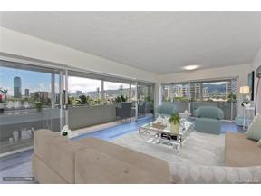 Property for sale at 2015 Ala Wai Boulevard Unit: 5C, Honolulu,  Hawaii 96815