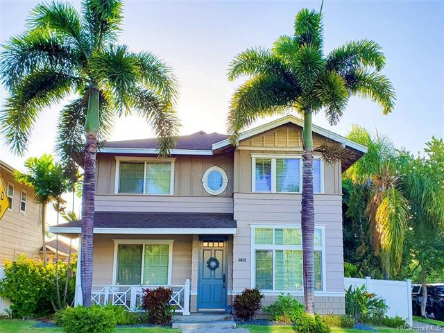 Photo of home for sale at 91-1094 Kaiko Street, Ewa Beach HI