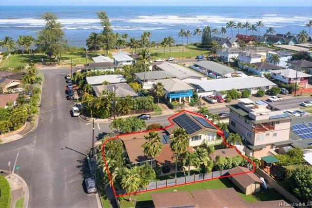 Photo of home for sale at 68-092 Akule Street, Waialua HI
