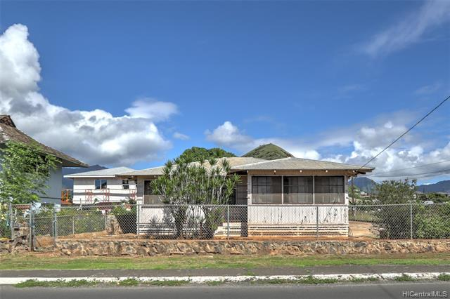 Photo of home for sale at 85-1020 Mill Street, Waianae HI