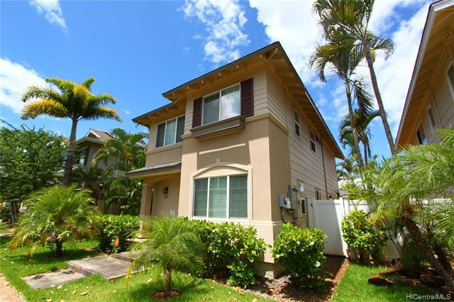 Photo of home for sale at 91-1095 Kaihi Street, Ewa Beach HI