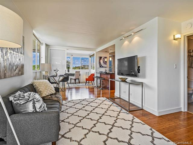 Photo of home for sale at 3027 Pualei Circle, Honolulu HI