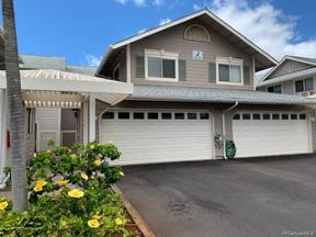 Property for sale at 94-720 Lumiauau Street Unit: J3, Waipahu,  Hawaii 96797